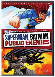 Superman /  Batman: Public Enemies