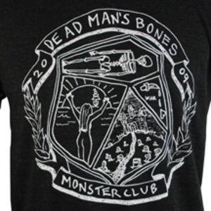 Monster Club Aa Triblend T-Shirt Black - S