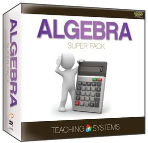 Algebra Super Pack