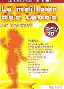 4-Le Meilleur Des Tubes en Karaoke 1 [Import]