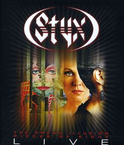 The Grand Illusion /  Pieces of Eight: Live
