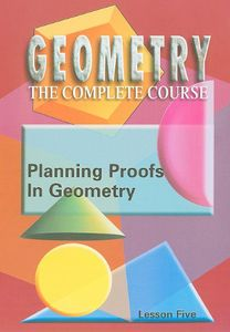 Planning Proofs in Geometry