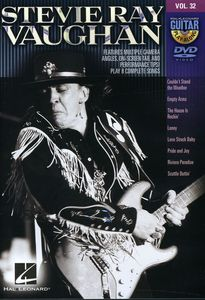 Guitar Play Along: Stevie Ray Vaughan: Volume 32