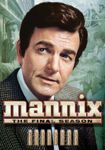 Mannix: The Eighth Season (Final Season) , Mike Connors