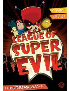 League of Super Evil: Season 1 Volume 1
