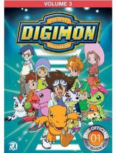 Digimon Adventure: Volume 3