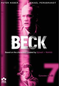 Beck: Volume 7 (Episodes 19-21)