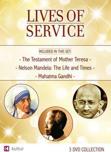 Lives of Service: Mother Teresa Nelson Mandela