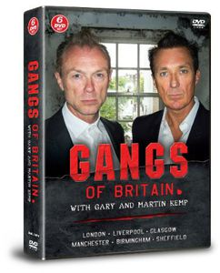 Gangs of Britain with Gary & Martin Kemp [Import]