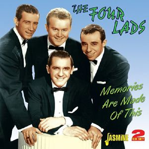 Memories Are Made of This [Import] , The Four Lads
