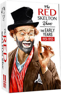 The Red Skelton Show: The Early Years (1951-1955)
