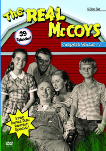 The Real McCoys: Complete Season 3
