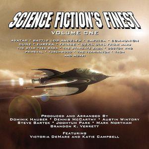 Science Fiction's Finest 1