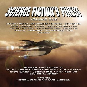 Science Fiction's Finest 1