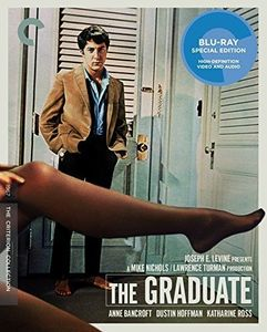 The Graduate (Criterion Collection) , Dustin Hoffman