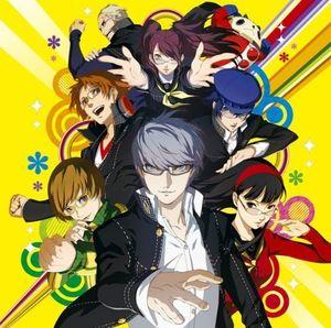 Persona4 the Golden (Original Soundtrack) [Import]
