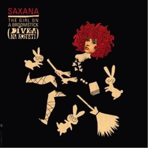 Saxana: The Girl On A Broomstick - Original Soundtrack [Import]