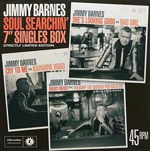 Soul Searchin: 7-inch Singles Box [Import] , Jimmy Barnes
