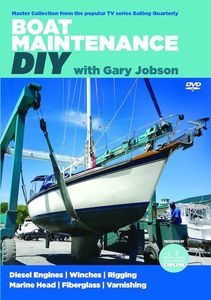 Sailing Quarterly: Boat Maintenance Dyi With Gary Jobson