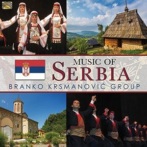 The Music Of Serbia And Montenegro (Various Artists)