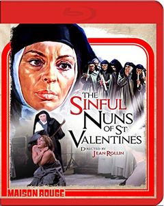 The Sinful Nuns of Saint Valentine [Import]