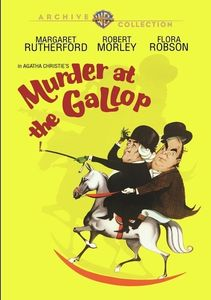 Murder At The Gallop , Margaret Rutherford