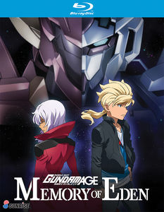 Mobile Suit Gundam Age: Memory Of Eden Ova