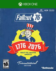 Fallout 76 - Tricentennial Edition  for Xbox One