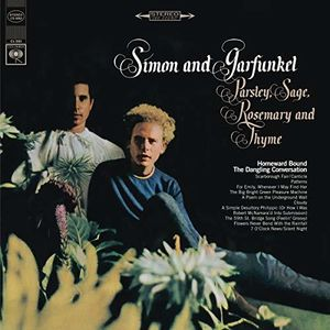 Parsley, Sage, Rosemary And Thyme , Simon & Garfunkel