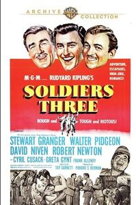 Soldiers Three , Stewart Granger