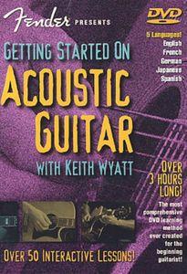 Fender Pres: Getting Started Acoustic Guitar