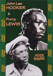 John Lee Hooker and Furry Lewis