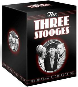 The Three Stooges: The Ultimate Collection