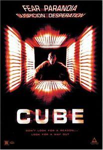Cube /  Movie