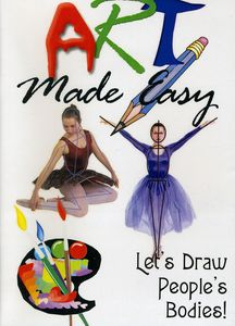 Art Made Easy: Lets Draw Peoples Bodies