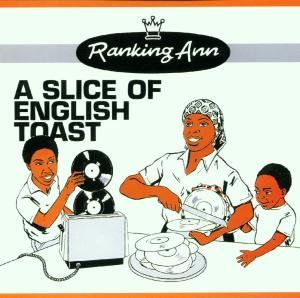 Slice of English Toast