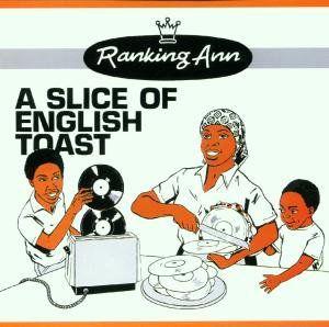 Slice of English Toast