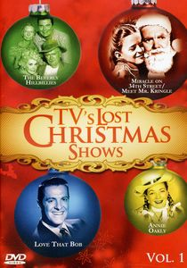 TV's Lost Christmas Shows 1