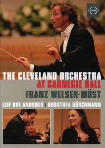 The Cleveland Orchestra at Carnegie Hall