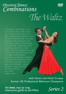 Discover Dance Combinations: The Waltz, Series 2