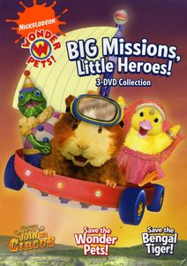 Big Missions Little Heroes: 3 DVD Collection