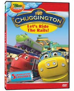 Chuggington Lets Ride the Rails! [Import]