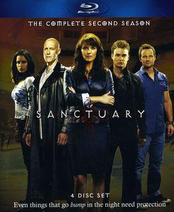 Sanctuary: The Complete Second Season
