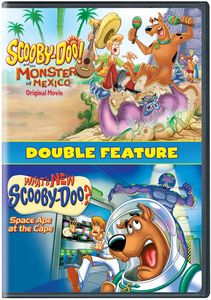 Scooby-Doo and the Monster of Mexico /   What's New Scooby-Doo?,: Volume 1:Space Ape at the Cape