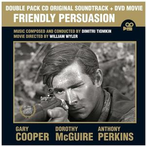 Friendly Persuasion (CD With DVD) (Original Soundtrack) [Import]