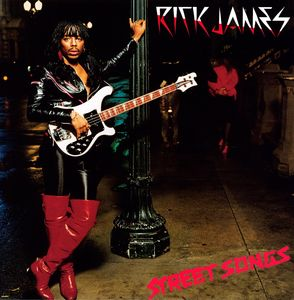 Street Songs , Rick James