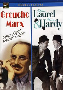 Groucho Marx /  Laurel and Hardy