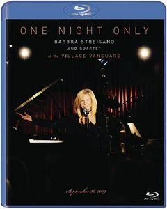 One Night Only: Barbra Streisand and Quartet at the Village Vanguard