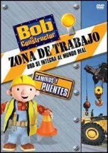 Bob El Constructor Zona de Trabajo [Import]
