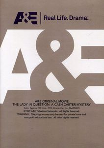 Lady in Question the: A Cash Carter Mystery